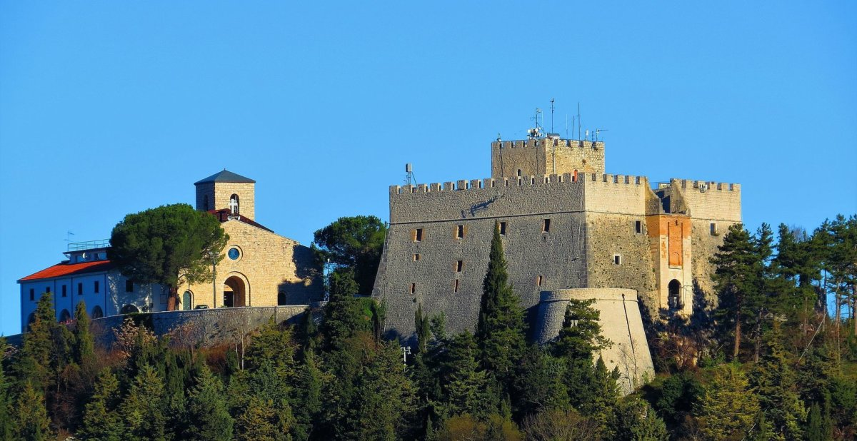Castello Monforte a Campobasso